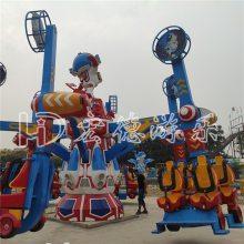 神舟登月 大型户外游乐场登月计划SZDY-24P郑州宏德游乐新款