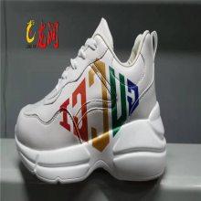 成品鞋子3D打印机 鞋材TPU皮革打印机 浮雕图案带光油高落差鞋子打印机