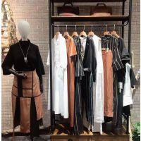 武汉设计谷品牌折扣货源批发女装品牌尾货折扣走份多种款式多种风格