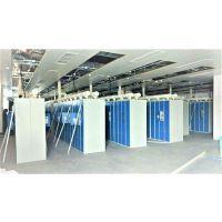 工厂智能更衣柜 智能鞋柜 员工手机柜 南京柜通智能存包柜