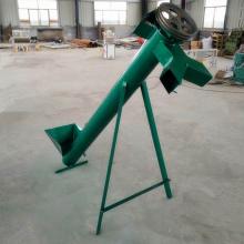 无缝钢管煤粉提升机 自吸式沙子提升机 都江堰市水稻上料机qk