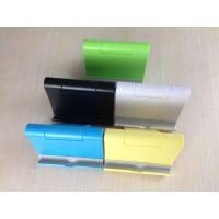 工厂生产批发高质量手机平板折叠塑料支架 懒人平板手机支架