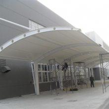 雨棚-推拉棚-创锦帆装饰推拉棚1