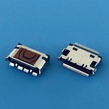 KG800 18PIN LG母座/四脚插板SMT/前插后贴/有导位/板上型/贴片式