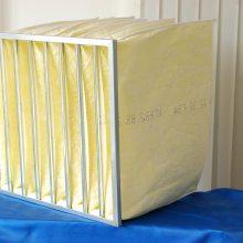 武汉朗玛厂家生产直销G4初效袋式过滤器 287*595袋式空气过滤器哪里有卖?