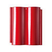 博冠瓦业-全瓷欧式连锁瓦、全直角瓦、平板瓦、双筒瓦、单波瓦-工程