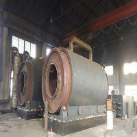 商丘工厂定制炼油设备新型日处理5-6吨废轮胎裂解燃料油设备