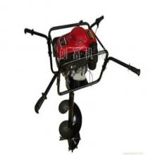 多功能大马力手扶挖坑机 履带式四轮挖坑机机 现货