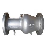 铸钢法兰斜盘式止回阀生产厂家