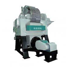 HJLH型湿式立环高梯度磁选机-高岭土磁选机价格-高梯度磁选机专业厂家-恒基立环磁选机供应