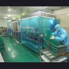 平面自动喷涂往复机 UV底漆往复喷涂生产线 非标设备