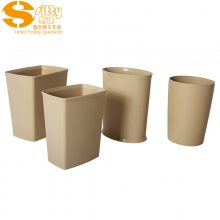 专业生产SITTY斯迪96.9480B阻燃PP塑料圆形客房垃圾桶/客房垃圾桶