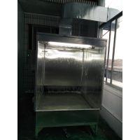 供应东莞涂装喷涂专用设备高效喷漆水帘柜喷油柜单工位双工位喷油 水濂柜-威门特