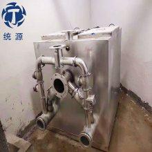 可视反冲洗污水提升器、全自动一体化反冲洗污水提升设备、上海统源污水提升器厂家