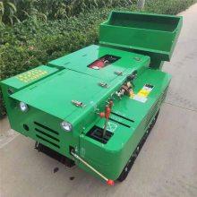 亚博国际真实吗机械 山地 平原 旱田 果园专用的履带式开沟施肥机 农用苹果树葡萄树梨树种植施肥机
