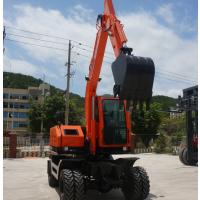 福建XHJX兴皓70轮挖对比新源XYB70轮式挖机价格怎么样