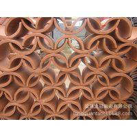 山东淄博陶瓷异型瓦厂家供应-牛舌瓦、鱼鳞瓦、异形瓦