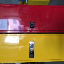 高州22加仑红色防爆柜可燃液体防火安全柜(4/12加仑)不二之选