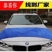 汽车洗车毛巾160*60抛光大号加厚擦车毛巾超细纤维洗车巾洗车用品