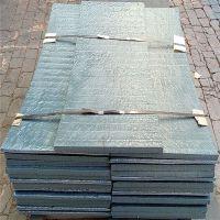 碳化钛合金堆焊耐磨衬板6+6晶鼎耐磨板生产厂家质量稳定可靠