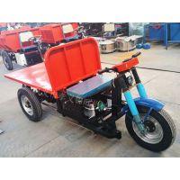 小型平板电动车48V载重1吨,饲料厂用平板电动车厂家定制