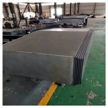 高德数控900导轨钢板防护罩机床伸缩护板拉板