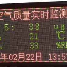 室内负氧离子实时检测电视屏(负氧离子检测用电视显示)
