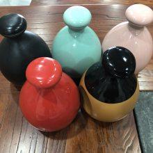 厂家生产定制陶瓷酒瓶 款式新颖