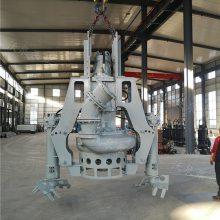 液压铰刀抽沙泵结构及工作原理 节能高效质量硬