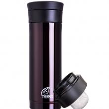 THERMOS膳魔师保冷保温杯高真空不锈钢户外运动旅行带茶漏水杯CMK-501企业员工福利礼品