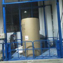 固原航天直供二层液压升降货梯 固定式卸货平台 电动液压升降机 咨询电话