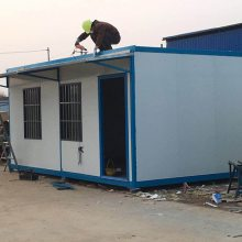众 联多年钢建造经验-新野轻钢别墅活动板房电话