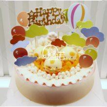 生日蛋糕哪里可以学 西安生日蛋糕甜点培训创业班