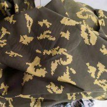 平纹涤棉迷彩布薄厂家销售迷彩布迷彩服面料布