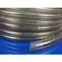 pu钢丝伸缩管,食品级PU平滑管,食品/饮料传输用胶管 深圳诺思WH00228软管