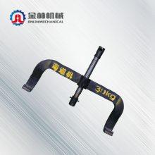 厂家直销 24kg手动弯道器 铁路用手动弯道器 矿用弯道器