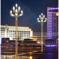 厂家定制LED中华玉兰灯 市政工程建设道路灯 8米15米户外广场景观路灯