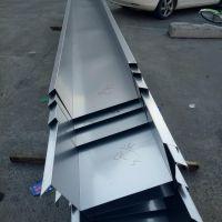 供应201/ 304不锈钢排水天沟 不锈钢大棚天沟 不锈钢成品檐沟