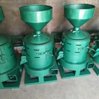 邢台米厂专用水稻加工机械 农村作坊小型碾米机设备厂家直销