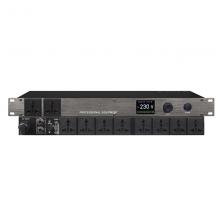 免费提供设计方案_多功能厅演出会议室音响系统设备_电源时序器QI-6810Q