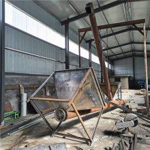 安徽移动式红豆提升机 倾斜式工业盐上料机 邦腾机械