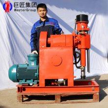 华夏巨匠地铁注浆加固设备 新型小导管注浆加固技术 浅孔钻机