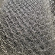热镀锌六角网 五拧石笼网箱 高尔凡格宾网卷防腐性能好
