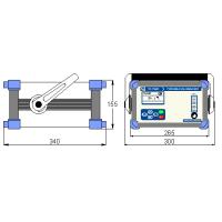 红外分析仪HT-PG201便携式CO2分析仪