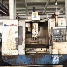 供应韩国斗山二手立式加工中心 进口小型数控加工中心 设备回收