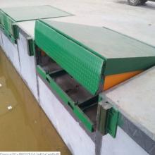 固定液压式等车桥 集装箱台边式登车桥 仓储物流月台 叉车过桥仓储装卸货梯