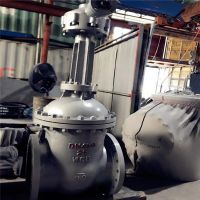 高压铸钢闸阀 Z41W -160C DN50 手动 国标