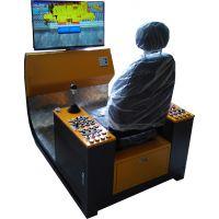 江苏宏昌岸边集装箱桥式起重机模拟机模拟器教学仪实训设备