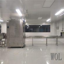 WOL 专业装修厂房 厂房装修公司