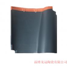 淄博全瓷欧式连锁瓦厂景德镇陶瓷瓦巴登瓦产量大销往全国